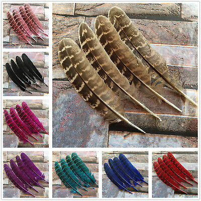 10/50/100pcs Natural Pheasant Feathers 10-15 cm/4-6 ines DIY Jewelry Decoration