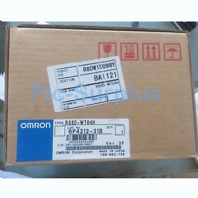 OMRON new Driver R88D-WT04H R88DWT04H One year warranty