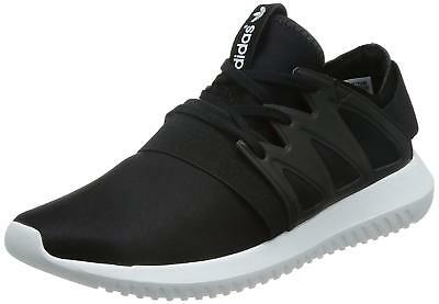 ADIDAS TUBULAR VIRAL W Black White Womens Casual Shoes SNEAKERS S75581 GR 38