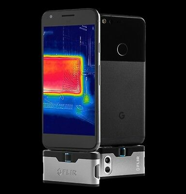 Flir One Gen 3 Thermal Imaging Camera - Silver - Android - USB C