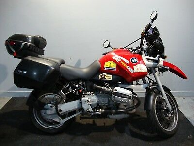1995 Bmw R1100Gs R1100 Gs Red Adventure Tourer Nationwide Delivery Available