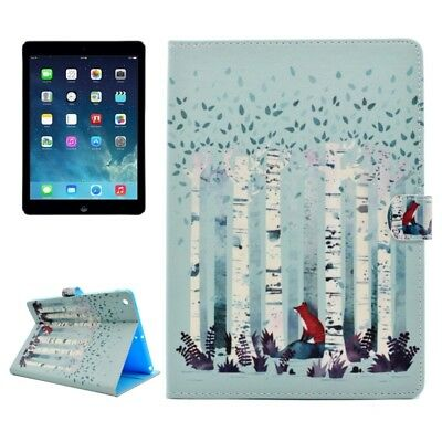 Ipad 5 Tablethülle Tasche Case De Blau 6699d Intelligent Apple Ipad Air Tablet & Ebook-zubehör