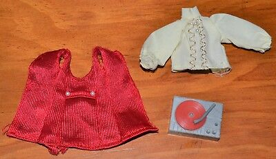 """Palitoy Pippa Doll 70's London Collection Disco Dolly Tlc Stereo Fits Dawn 6"""""""