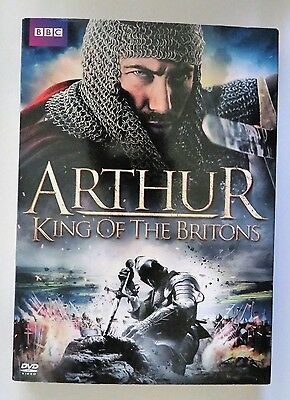 Arthur: King of the Britons [Region 1] - DVD - New - Free Shipping.