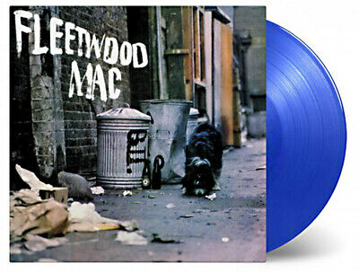 PETER GREEN FLEETWOOD MAC   Limited  180g  Blue  Coloured Vinyl  LP  SEALED