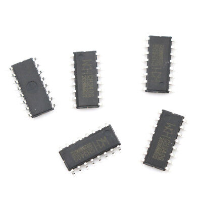 5pcs CH340G IC Board SOP-16 JGB Cable Serial chip PLf