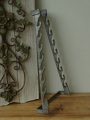T2213 Support ~ Support Mural ~ Support D'Assiette Um 1920 Shabby Chic