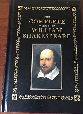 The Complete Works of William Shakespeare (Leather Bound 1994)