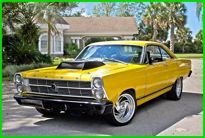 1966 Ford Fairlane GT Coupe / Blue-Printed 429 / 1000HP 1966 Ford Fairlane GT 429 Blue-Printed V8 Automatic