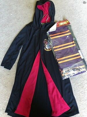 George Harry Potter Fancy Dress Costume Age 3-4, 5-6, 7-8 and 9-10 BNWT