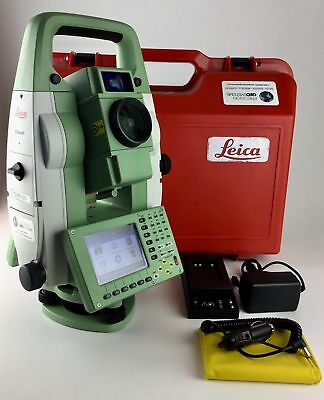 "Leica TCRP1203+ R400, 3"" Robotic Total Station, Financing!"