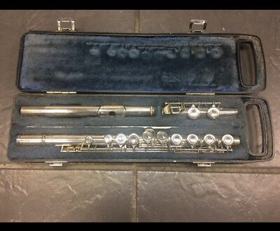 Yamaha 211S Flute, Made in Japan
