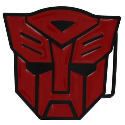 Transformers Autobot Belt Buckle (Red)