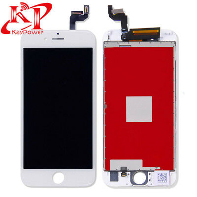 For iPhone 6S White OEM LCD Touch Screen Digitizer Glass Assembly Replacement