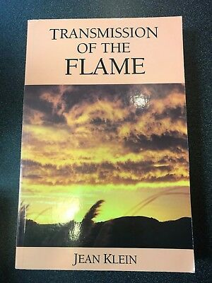 Transmission of the Flame by Jean Klein (1993, 2nd printing) Paperback