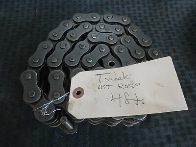 NEW TSUBAKI DOUBLE Roller Pinion Chain / Sprocket Chain / 10