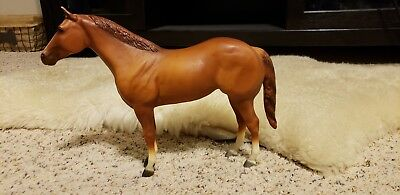 Breyer Leo Foundation Quarter Horse Sorrel