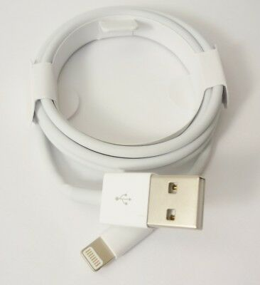 NEW Genuine Lightning Cable Cord iPhone 5 6 7 8 X XS XS Max XR   **LIMIT 1 **