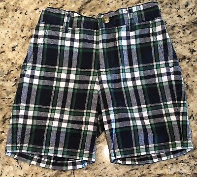 Janie And Jack Toddler Boys Shorts 6-12 Months