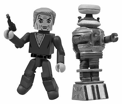 Diamond Select Toys San Diego Comic-Con 2013 Lost in Space Black-and-White