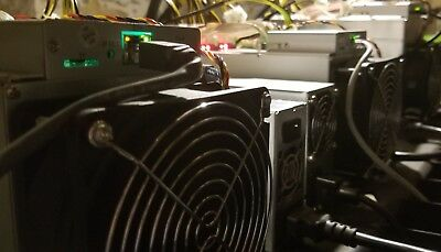 Innosilicon D9 Decred ASIC 2.1TH/s miner + PSU. Free Shipping
