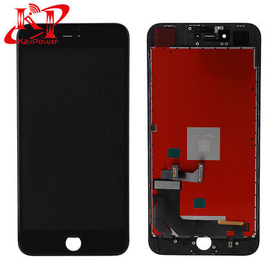 OEM Quality iPhone 8 Plus Black Replacement LCD Touch Screen Digitizer Assembly