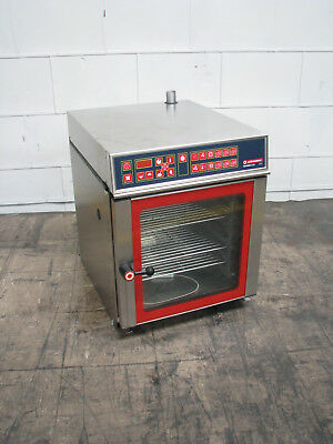 Commercial Kitchen Combi Steam Oven Steamer - Eloma 6-23