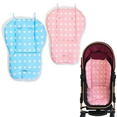 Baby Pushchair Stroller Buggy Pram Pad Liner Warm Mat Car Seat Chair Cushion