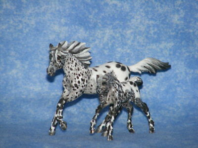 OOAK Breyer Simple Custom Horse Set *Awesome Appys *