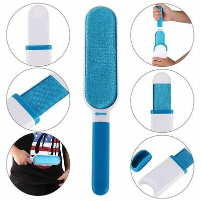 pet fur lint remover cleaning clothes brush hair cat dog fur hair dust brusher