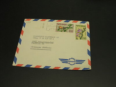 Morocco 1970s? airmail cover to Germany *2791