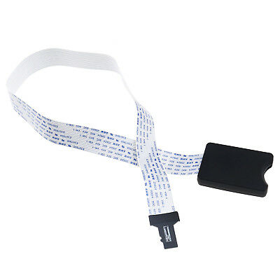 Micro SD TO SD Card Extension Cable Adapter Extender Converter Kit for SD