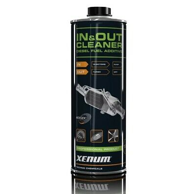 XENUM IN & OUT Cleaner Diesel Particle Filter DPF Turbocharger Injectors 1.5L