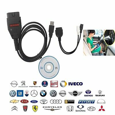 Newer GALLETTO 1260 OBD2 EOBD ECU Auto Chip Tuning Remap Flasher Scan Tool