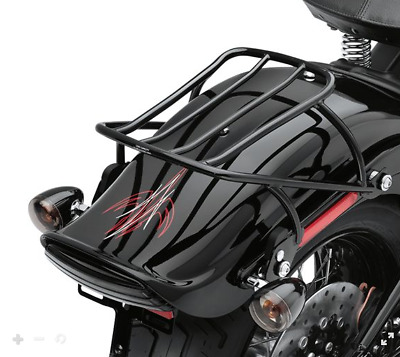 Genuine Harley Davidson Solo Detachable Rack 53612-08A