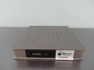 """Thor Labs Optical Breadboard 12 x 12"""" with Warranty"""