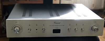 Vincent Audio SA 31MK Class A Hybrid Stereo Preamplifier Top zustand