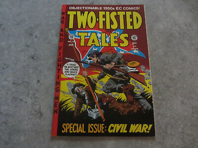 Two-Fisted Tales #18 Us Comic Gemstone