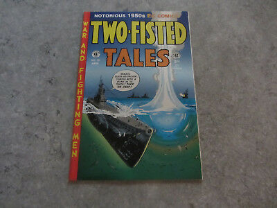 Two-Fisted Tales #15 Us Comic Gemstone