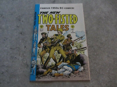 Two-Fisted Tales #21 Us Comic Gemstone