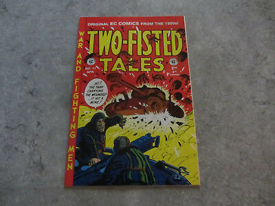 Two-Fisted Tales #11 Us Comic Gemstone