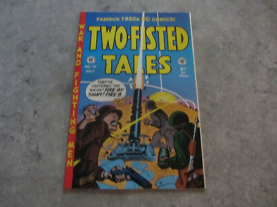 Two-Fisted Tales #12 Us Comic Gemstone