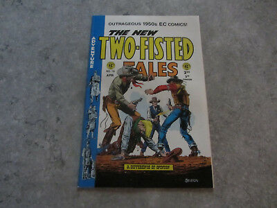 Two-Fisted Tales #19 Us Comic Gemstone