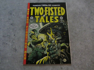 Two-Fisted Tales #13 Us Comic Gemstone
