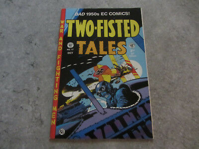 Two-Fisted Tales #17 Us Comic Gemstone