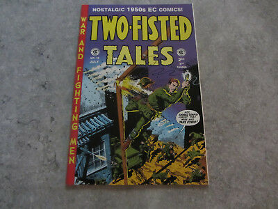 Two-Fisted Tales #16 Us Comic Gemstone