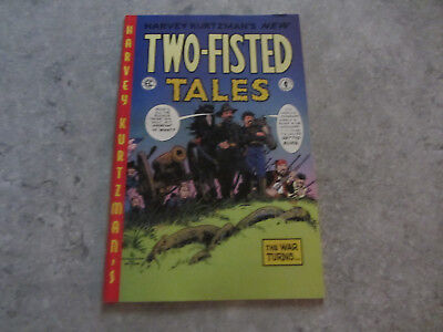Two-Fisted Tales #25 Us Comic Gemstone