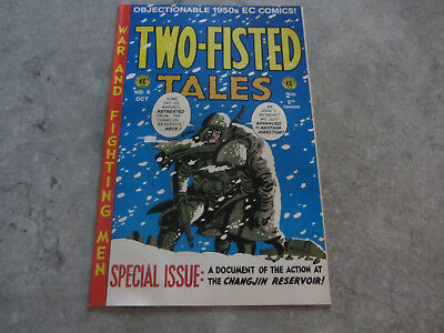 Two-Fisted Tales #9 Us Comic Gemstone