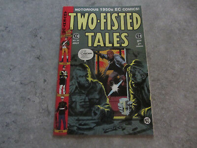 Two-Fisted Tales #24 Us Comic Gemstone