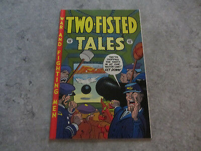 Two-Fisted Tales #14 Us Comic Gemstone